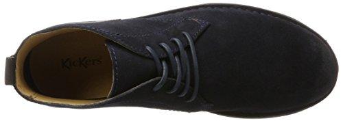 Kickers Herren Swiratan Desert Boots Blau (Dunkelblau)