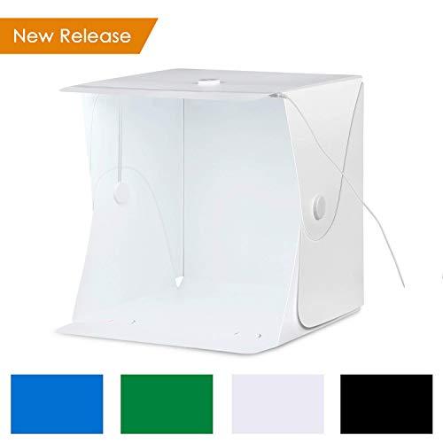 Amzdeal Photo Box - Portable Photo Studio 16