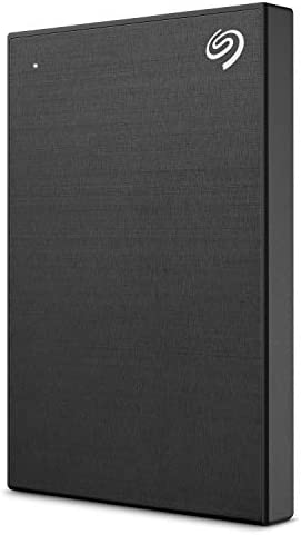 Seagate Backup Plus Slim 2TB External Hard Drive STHN2000400
