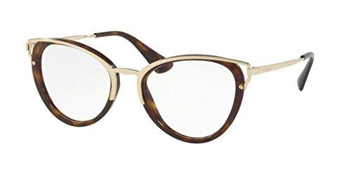 Prada Women's PR 53UV Eyeglasses 52mm ()