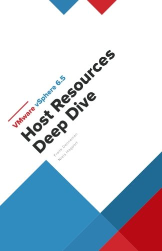 VMware vSphere 6.5 Host Resources Deep Dive cover