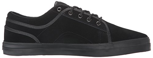 DVS Shoes Aversa, Zapatillas de Skateboarding para Hombre Black/black