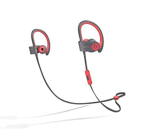 Powerbeats2 Wireless, Active Collection - Red (Certified Refurbished)
