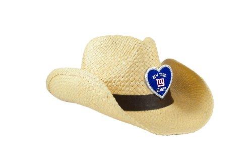 New York Giants Women s Crystal Cowgirl Hat – Football Theme Hats edb332535
