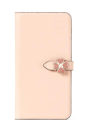 Kate Spade New York Flower Hardware Rose iPhone Xs/iPhone X Wrap Folio Case
