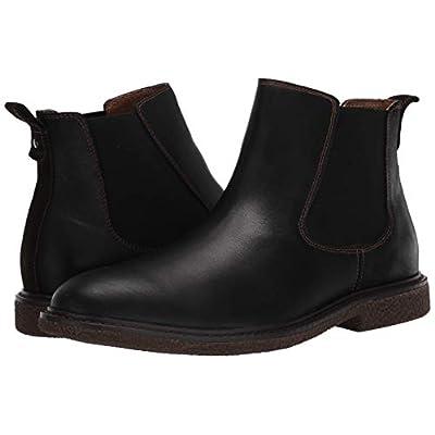 Brand - 206 Collective Men's Chelsea Boot Black 13 Medium US: Clothing
