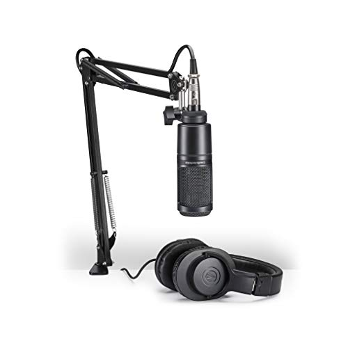 AudioTechnica At2020Pk Vocal Microphone