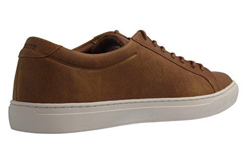 Lacoste L.12.12 317 1 Cam - Herren Sneaker - Braun Schuhe in Übergrößen