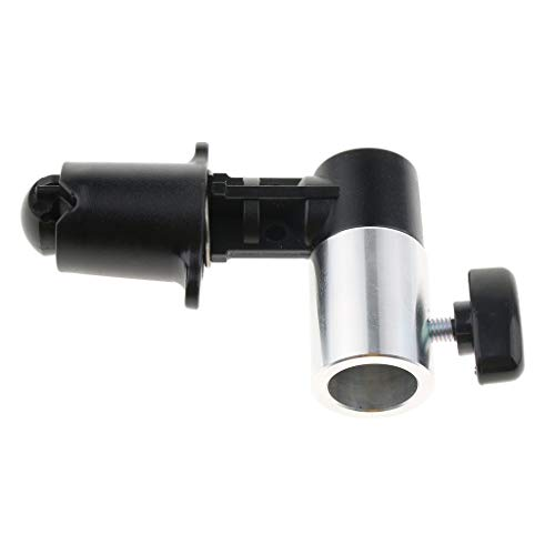 - SM SunniMix Aluminum Alloy Reflector Stand Holder Light Bracket Mount Umbrella Photography Studio Heavy Duty Metal Vertical Clamp