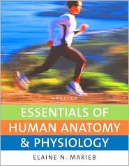 Essentials of Human Anatomy & Physiology 9th (nineth) edition Text Only