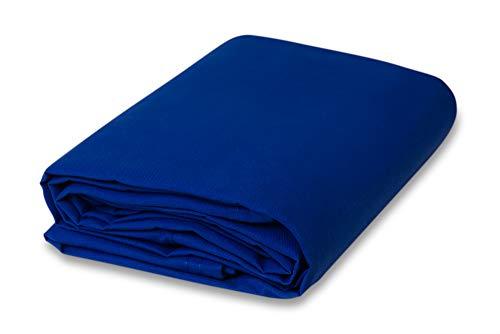 (5 Yard Bolt 10 Oz Canvas (Royal Blue))