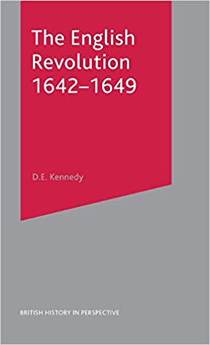 Book The English Revolution 1642-1649 (British History in Perspective)