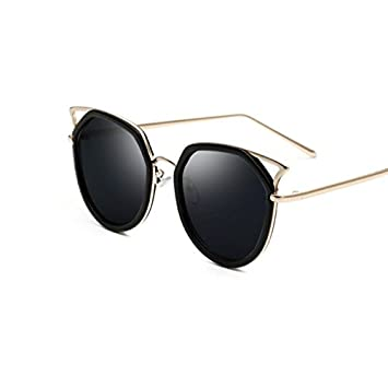QHGstore Men Women Sports Polarized Sunglasses Eyewear UV Protection Sun Glasses Matte Black/Black 9ij4HG4w