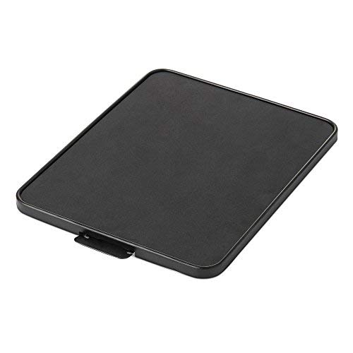 - Nifty Home Products Countertop Appliance Rolling Tray in Black