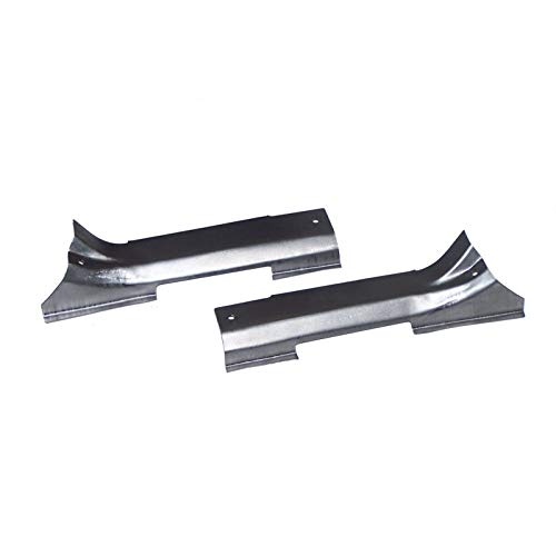 Eckler's Premier Quality Products 57300306 Chevy Covers Tailgate Hinge Station Wagon by Premier Quality Products