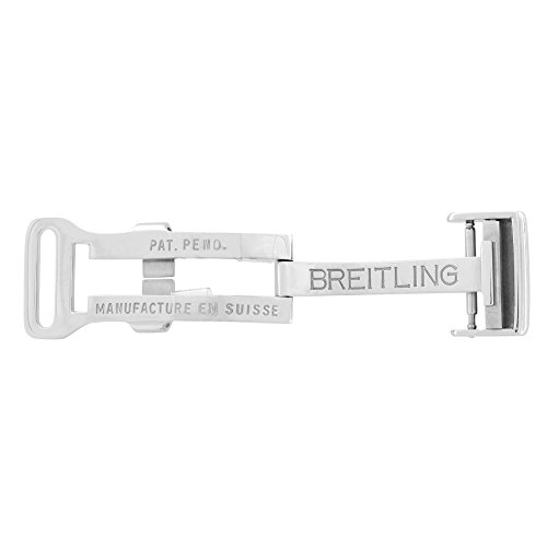 Breitling-A14D-14mm-Stainless-Steel-Watch-Deployment-Buckle
