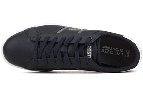 Henry Ferrera Dames Lifestyle 800 Fashion Instappers Sneaker, Zwart, 10 Donkerblauw / Wit