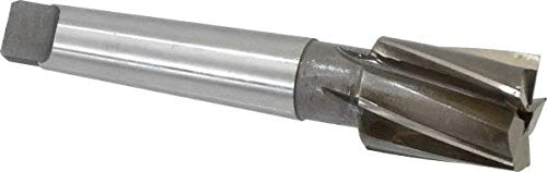 1-3/4'' Diam, 5 Flutes, Morse Taper Shank, Interchangeable Pilot Counterbore pack of 2 by Value Collection