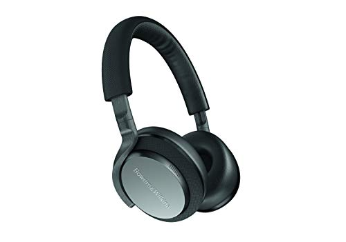 Bowers & Wilkins PX5 On Ear Noise Cancelling Wireless Headphones – Space Grey