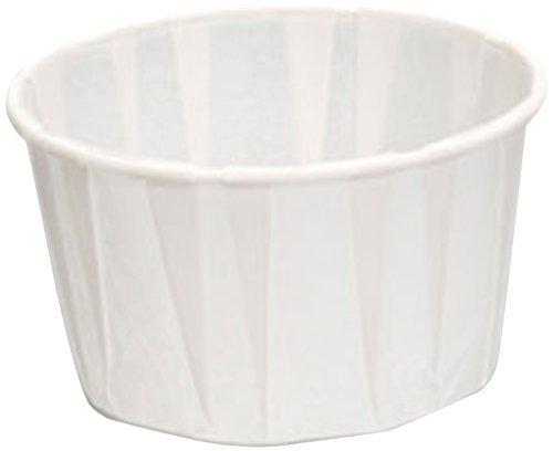 2 oz paper souffle cups - 4