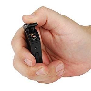 Safety Technology HC-LIGTR2-DVR Electric Lighter Hidden Spy Camera with Built in DVR