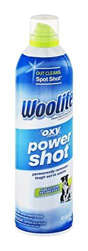 Woolite OxyDeep Power Shot Carpet Stain Remover, 14 oz-2 pk
