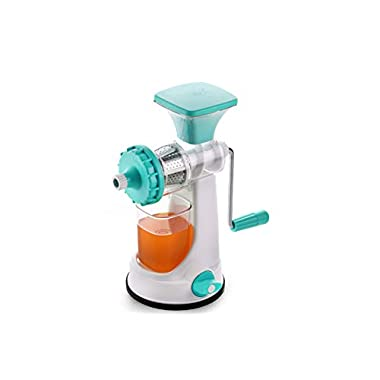 Ganesh Fruit & Vegetable Steel Handle Juicer, Blue 5