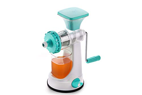 Ganesh Fruit & Vegetable Steel Handle Juicer, Blue 1
