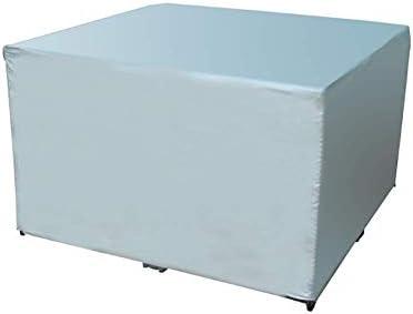 家具カバー ファニチャー 庭の家具カバーパティオテーブルと椅子セットカバー防水ヘビーデューティオックスフォードガーデン籐家具カバー ガーデン 庭用保護カバー シャンボ14011 (Size : 185x120x75cm)