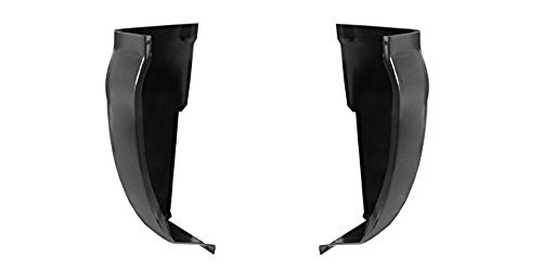 50 Super Duty Super Cab Steel Cab Corners (Set of 2) (Ford F350 Super Duty Corner)
