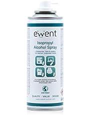 Ewent Ew5613 Isopropylalcohol Spray, 200 Ml, Transparant