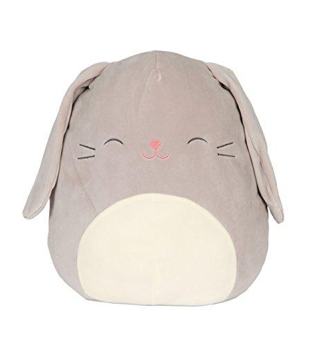 Rabbit Plush Rattle - SQUISHMALLOW 08