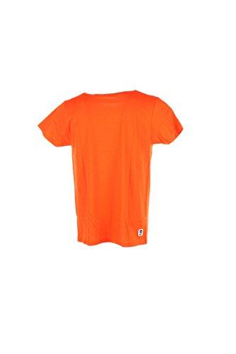 T-shirt Uomo Pickwick 2XL Arancione Pbrianm365 Primavera Estate 2017