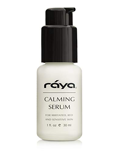 Calming Treatment - RAYA Calming Serum (504) | Calming Facial Treatment for Irritated and Sensitive Skin | Helps Relieve Inflammation and Reduce Redness