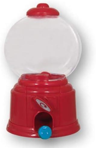 Dakota Chicletera. Dispensador de CHICLES. 15 cm. Rojo. 1 Unidad