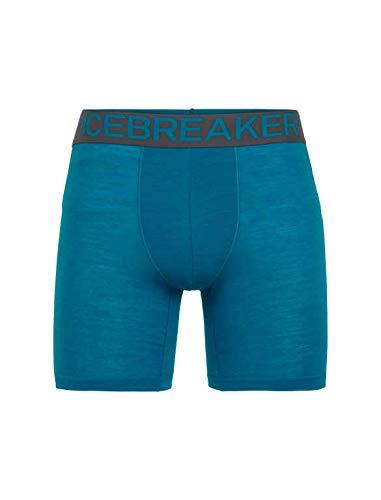 Icebreaker Herren Anatomica Zone Long Boxers Funktionsunterw/äsche