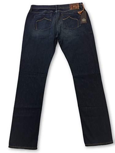 Rrp Gentlemen 00 £169 In Denim Of Circle Blue Jeans W38 OqPWg7