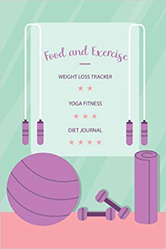 amazon food and exercise fitness planner workout diet diary