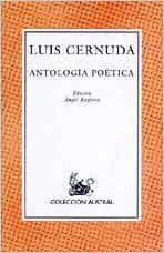 Antologia Poetica (cernuda) (Nuevo Austral): Amazon.es: Cernuda, Luis: Libros