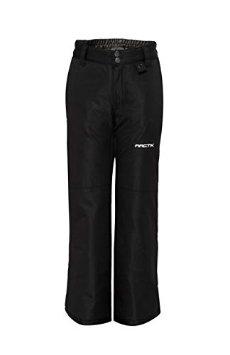 Arctix Youth Snow Pants, Black, X-Large