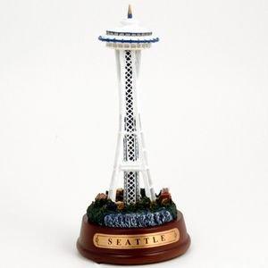 (SM Seattle Space Needle Lit Model 6