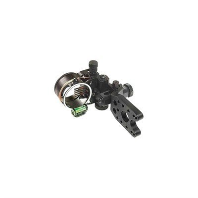 Precision Shooting Equip Eclipse Micro Sight 5 Pin by PRECISION SHOOTING EQUIP