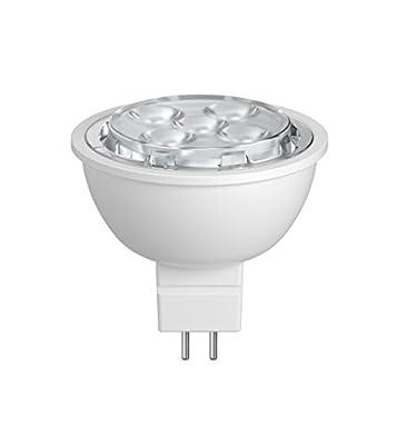 SUNTHIN Pack of 10 MR16 LED 6.5 Watt 2700K Warm White 500lm 60 Watt Replacement Spot Light Bulb UL Listed MR16 LED Bulbs MR16 Non Dimmable