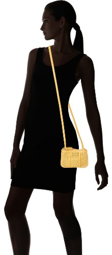 Nine West Showstopper Slg Crossbody Crossbody Bag,Sunglow Yellow,One Size
