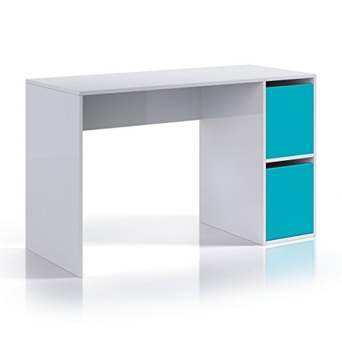 MESA ESCRITORIO IBLUE: Amazon.es: Hogar