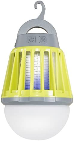Stansport 2 in 1 Lantern Bug Zapper, Green