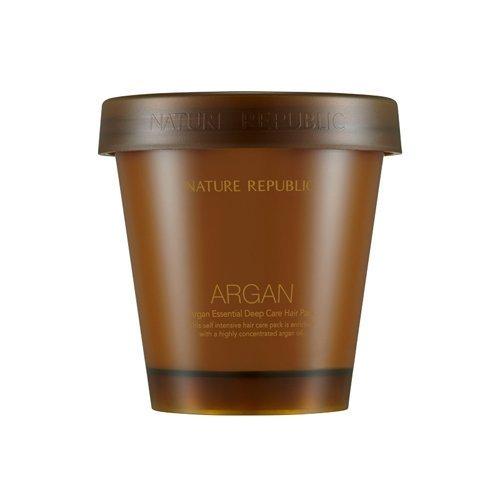 République de nature Argon essentielles soin profond cheveux Pack