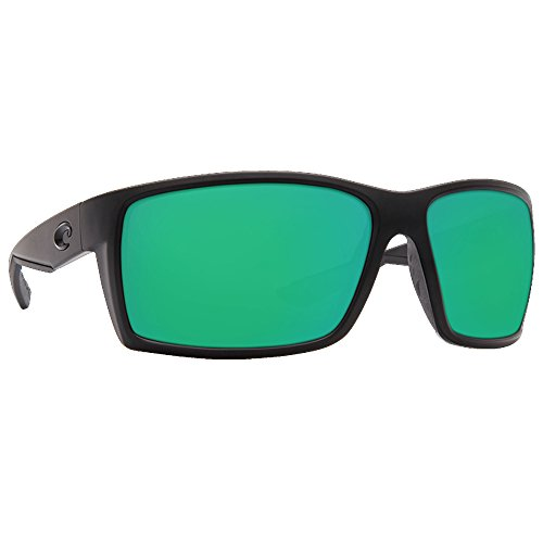 Costa Del Mar RFT01OGMP Reefton Sunglass, Blackout Green - Del Costa Mar Reefton