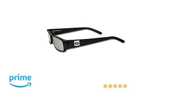 Siskiyou NCAA Georgia Bulldogs Reading 2.25 Glasses