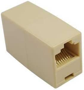 [FPER_4992]  Amazon.com: RJ45 Ethernet Cable Connector, F-to-F Type, Almond Color:  Computers & Accessories | Wiring Diagram Rj45 Coupler |  | Amazon.com